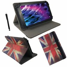 10.1 In Housse pour Tablette-Acer Iconia Tab a500 Sac-Angleterre Union Jack