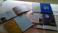 Lotto 4 libri dei francobolli della cina
