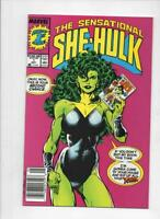 SHE-HULK #1 VF/NM, 2 3, NM-, 3 issues in all, 1989, more Marvel in store