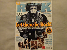 CLASSIC ROCK MAGAZINE ISSUE 95 AUGUST 2006 ROGER WATERS (PINK FLOYD) WHITESNAKE