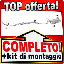 Scarico Completo PEUGEOT 206 1.1 1.4 1.6 SW Familiare 2001-2007 Marmitta 924