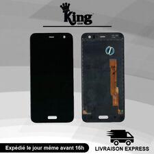 ECRAN  LCD + VITRE TACTILE pour HTC U11 LIFE NOIR + OUTILS + COLLE B7000