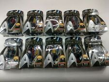 Playmates Star Trek Galaxy Collection Complete Lot Of 10 Action Figure NIP