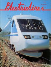 ELECTRICLINES Magazine : May - June 1991 : Inverter-Controlled Electric Loco