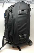NEW TENBA P262 Rolling Backpack with TRAVEL JOY TROLLEY RUCKSACK tripod holder
