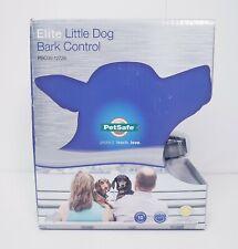 PetSafe Elite Little Dog Bark Control Collar PBC00-12726