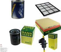 Original MANN-Filter Inspektionspaket Set SCT Motor Flush Motorspülung 11577714