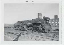 Vtg 1956 Real Photo Tooke Brothers Ltd Building Montreal Railroad Train 6152