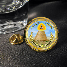 Eye of Providence Lapel Pin Badge Gift