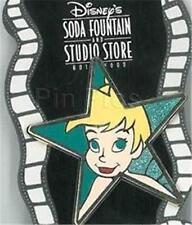 Tinker Bell Star Series Disneyana Fan Club Glitter Teal Le 300 Dsf Disney Pin