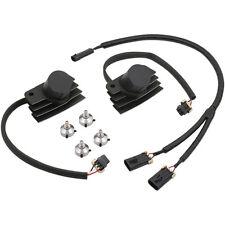 Kit De Bobina Sin Cables Para Harley-Davidson® Accel Stealth Supercoil Kit Black