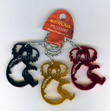 3 x Koala Full Body Keyring Bottle Opener Souvenir