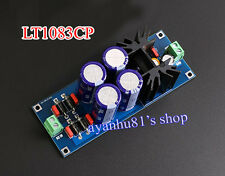 LT1083CP High-power Voltage Adjustable HIFI Linear Regulated DC Power Supply Kit