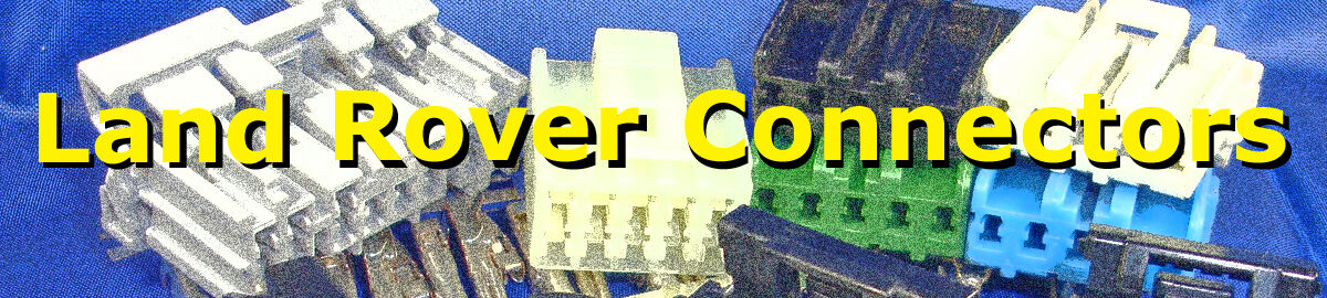 Land Rover Connectors