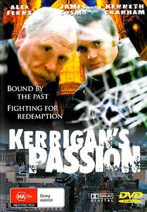 Man Dancin DVD AKA Kerrigans Passion 2003 British Gangster Movie RARE Alex Ferns