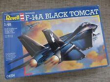 REVELL 04514 - GRUMMAN F-14A BLACK TOMCAT - RARE 1/48 SCALE MODEL KIT
