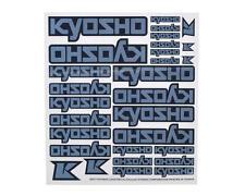 KYO36277 Kyosho Logo Decal (Chrome)
