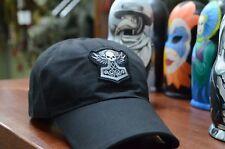 Russian Ball Cap, Baseball Cap Hammer Of Thor With Skull
