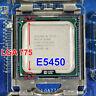 Intel Xeon E5450 3GHz/12M/1333 LGA775 Quad Core CPU (No Need adapter) +T.Paste