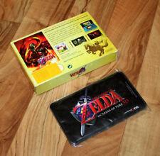 The Legend of Zelda Ocarina of Time Preorder Bag case Sleeve Nintendo 3DS RARE