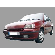 2 PAUPIERES CASQUETTES PHARES RENAULT CLIO 1994 A 1996 1.9 1.2 1.4 1.6 16V