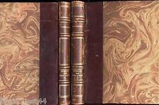 En marge des vieux livres Jules Lemaitre 2 tomes reliés SFIL