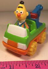 Sesame Street Burt Driving A Tow Truck Matchbox 1996 Jim Henson Inc Free Ship