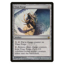 Titan Forge - NM/M - Mirrodin Besieged - MTG