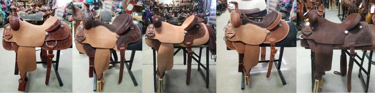 Saddle Up Western Saddles & Tack