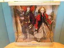Disney Alice & Mad Hatter Doll Limited Edition - Alice Through The Looking Glass