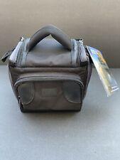 USA GEAR DELUXE DIGITAL SLR camera Case Bag W/ Padded Interior Lining