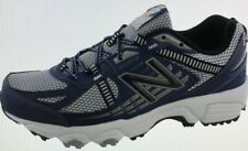 New Balance 410v4  Men's MT410SN4 Blue Lace-Up Trail Running Shoes Size 8 E