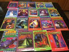 R. L. Stine -Goosebumps Novel Lot of 1Books