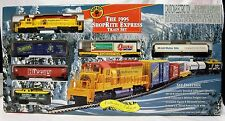 The 1995 ShopRite Express Train Set - Collector's Edition - Series One