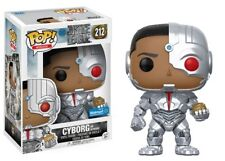 POP! JUSTICE LEAGUE CYBORG AND MOTHERBOX WALMART EXCLUSIVE FUNKO BRAND NEW 212