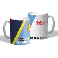 205 T16 Mug Car Motorbike Mechanic Tea Coffee Mug Rally Car Gift