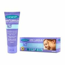 Lansinoh HPA Lanolin Cream 40ml for Sore Cracked Nipples and Dry Sensitive Skin