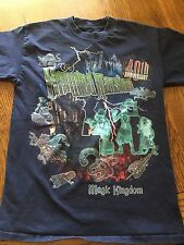 Walt Disney World Haunted Mansion 40th Anniversary T-Shirt Kid's L