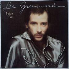 LEE GREENWOOD Inside Out 1982 U.S. MCA EX/EX