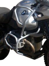 Paramotore Crash Bars HEED BMW R 1150 GS ADVENTURE 2001-05 Full argento + Borse
