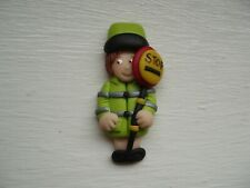 Cheeky little Lollypop Lady badge