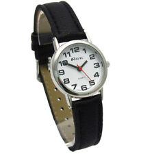 Ravel Men's & Ladies  Super-Clear Easy Read Quartz Watch 12 Months Warranty R010