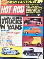 Hot Rod Magazine Trucks N Vans Special August 1973 082017nonrh2