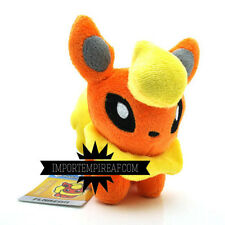 POKEMON FLAREON PELUCHE pupazzo plush center pokedoll eevee Pyroli Flamara xy ds