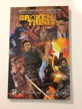Broken Trinity Pandora's Box TPB Trade Paperback Top Cow Comics (2010) VF