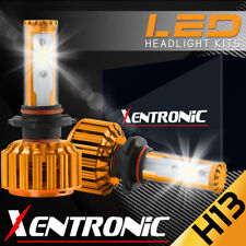 XENTRONIC LED HID Headlight H13 9008 6000K for Nissan NV200 2013-2016