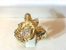 Carrera Y Carrera Goddess of Victory 0.60ct Diamond 18K Gold Ring