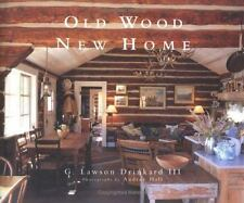 Old Wood New Home, Design & Construction, Carpentry, Small Homes & Cottages, Bui