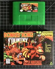 SNES Donkey Kong Country Competition Cartridge Reproduction RetroZone RetroUSB