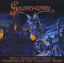 GRAVEWORM - WHEN DAYLIGHT'S GONE & UNDERNEATH THE CRESCENT...- CD - 884860059121